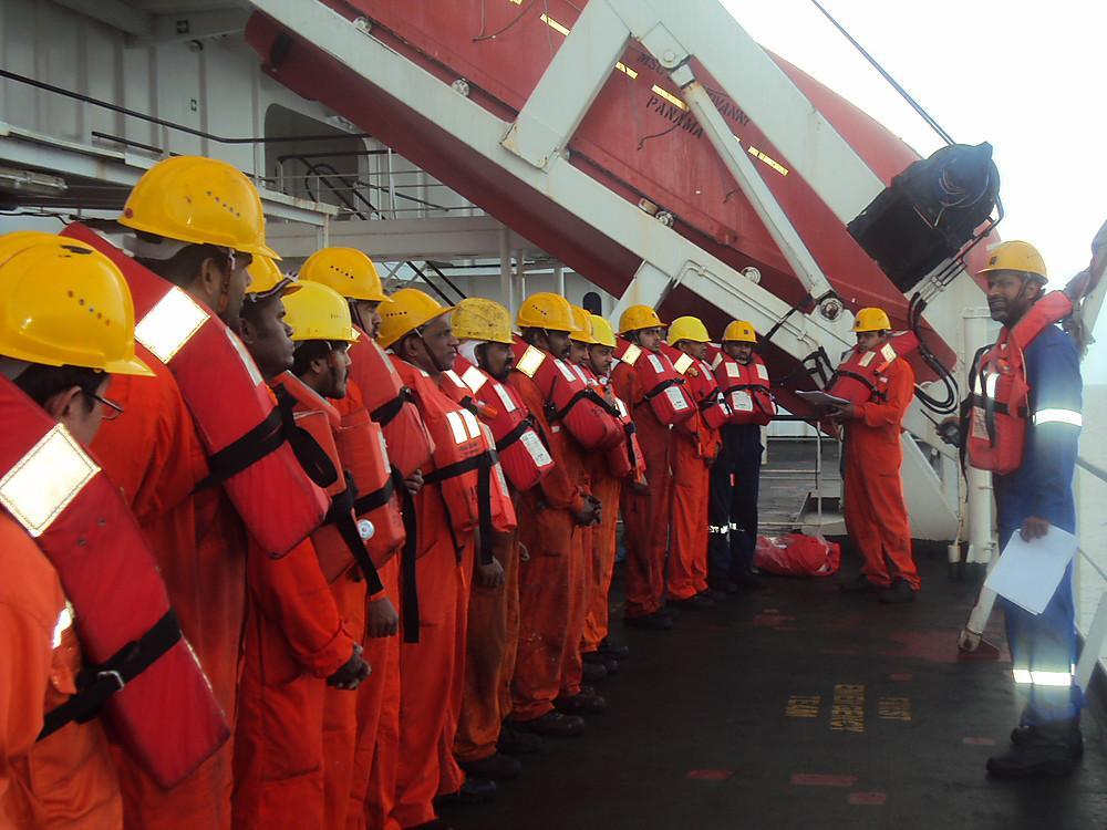 Gestión de Seguridad Marítima